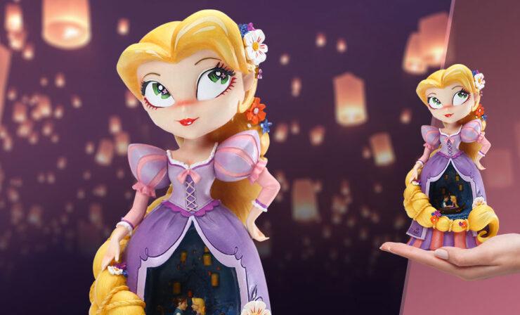 Miss Mindy Rapunzel Figurine (Enesco)