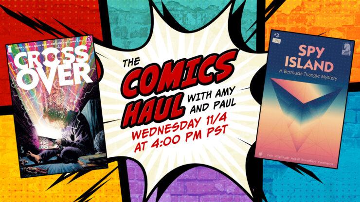 The Comics Haul- November 4