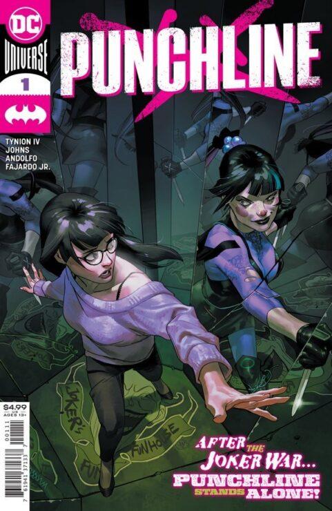 Punchline #1 (DC Comics)