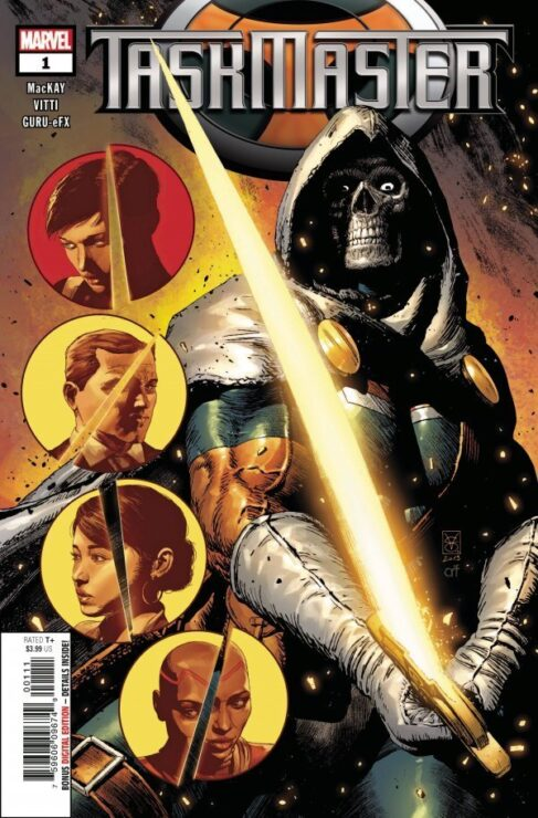 Taskmaster #1 (Marvel Comics)
