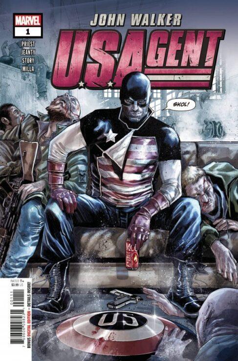 USAGENT #1 (Marvel Comics)