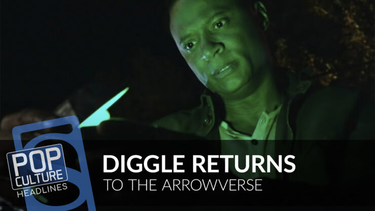 Diggle Returns to the Arrowverse, Gotham Knights Update, and more!