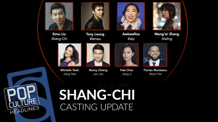 Shang-ChiCasting, Star Wars: Visions, and more!