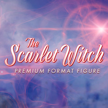 The Scarlet Witch Premium Format Figure