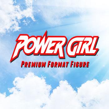 Powergirl Premium Format™ Figure