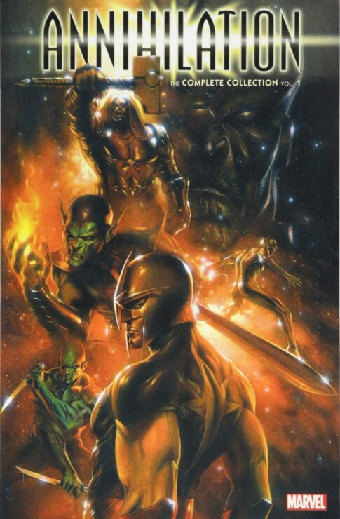Annihilation Complete Edition (Marvel Comics)