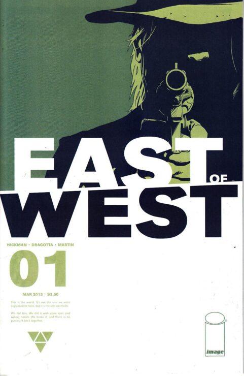 East of West (Image Comics)
