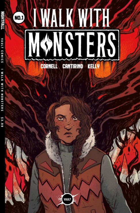 I Walk With Monsters #1 (Vault Comics)
