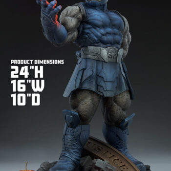The Darkseid Maquette DC Comics Collectibles