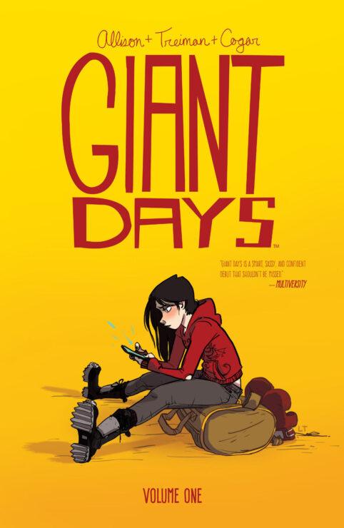 Giant Days Vol. 1 (Boom Studios)