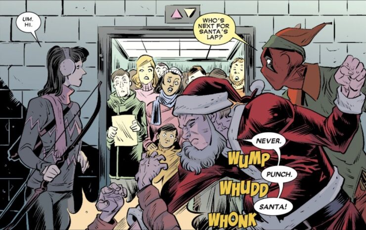 Gwenpool Holiday Special #1 (Marvel Comics)