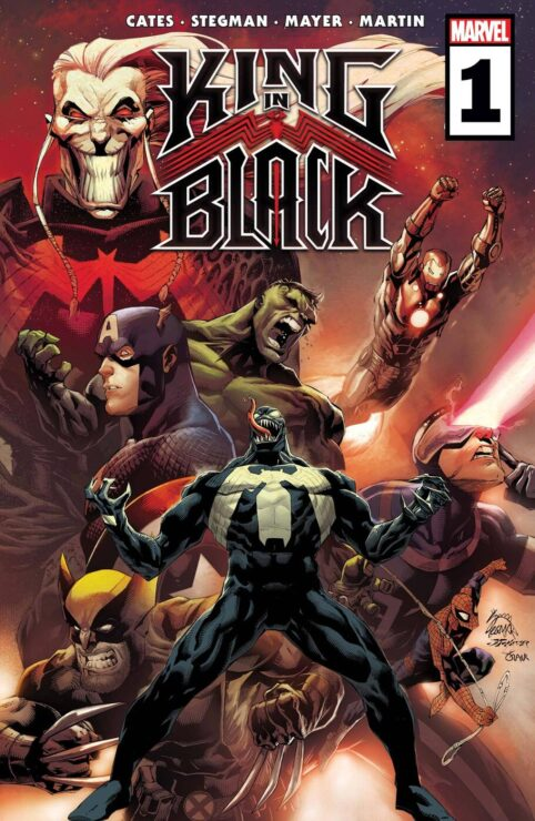 King in Black #1 (Marvel Comics)