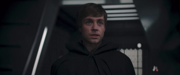 The Mandalorian- Luke Skywalker