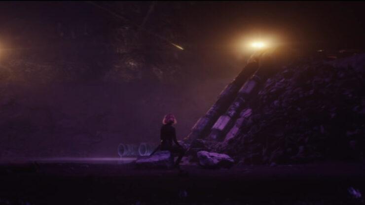 Did Black Widow Appear in the Loki Trailer?