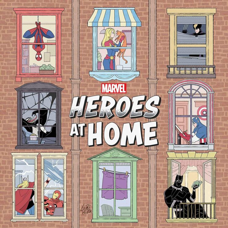 Heroes at Home #1 (Marvel Comics)