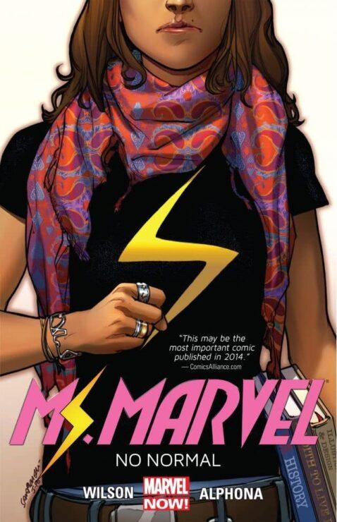 Ms. Marvel Vol. 1 (Marvel Comics)