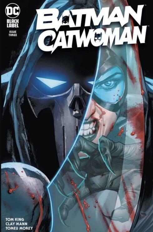 Batman/Catwoman from DC Comics- The Phantasm