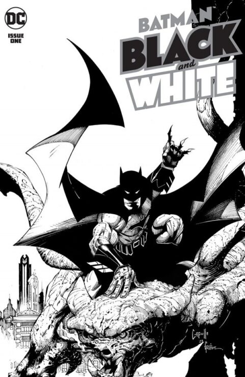Batman Black and White #1 (DC Comics)