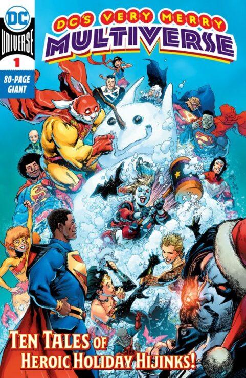DC's Very Merry Multiverse #1 (DC Comics)