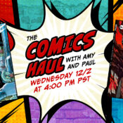 King in Black #1, Justice League: Endless Winter, I Walk With Monsters #1 and More- The Comics Haul with Amy and Paul: December 2nd, 2020