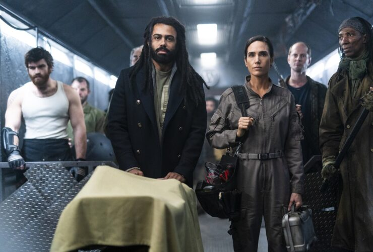 Here's Why You Should be Watching TNT's Snowpiercer
