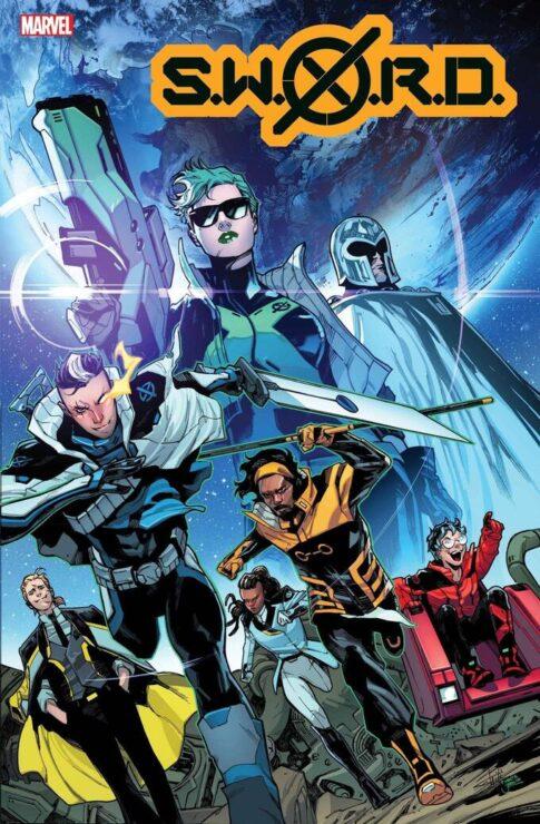 SWORD #1 (Marvel Comics)