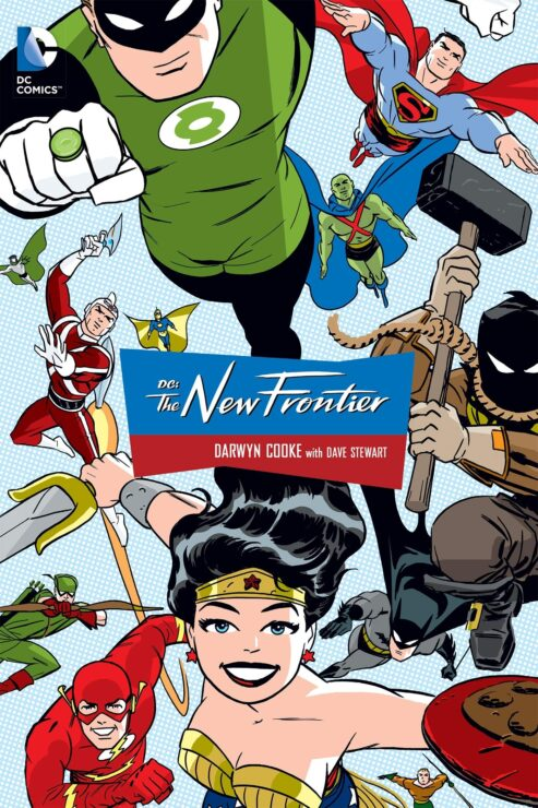 DC: The New Frontier (DC Comics)