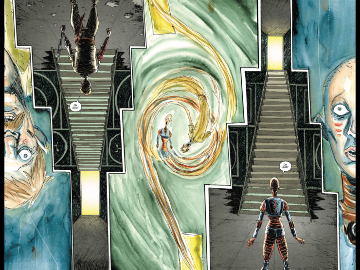 Trillium #6 (Vertigo Comics)