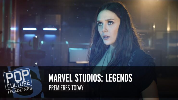 Marvel Studios: Legends Premieres Today, Kevin Feige's Star Wars Writer, and more!