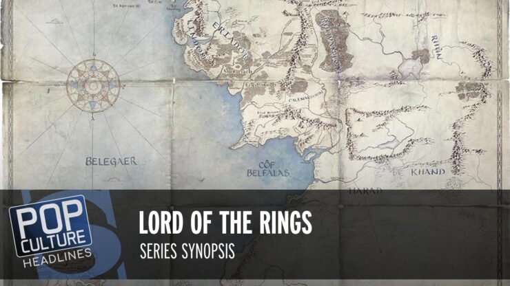 Lord of the Rings Series Synopsis, Star Wars Open World Game Announcement, and more!