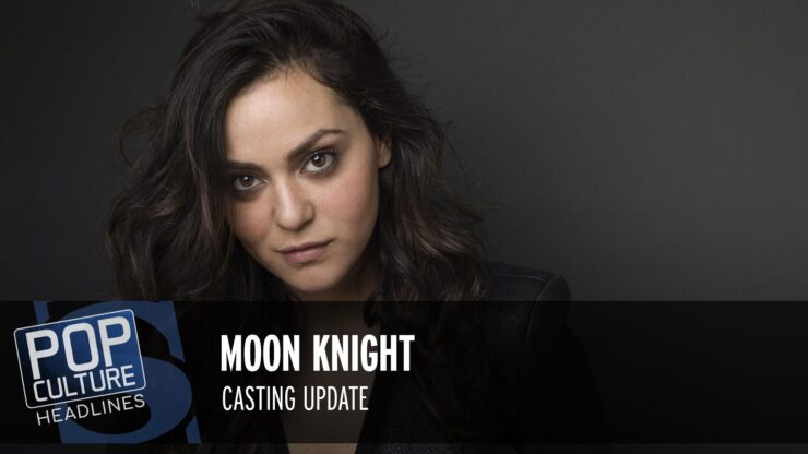 May Calamawy Joins Moon Knight, Batman Series Gets New Showrunner, and more!