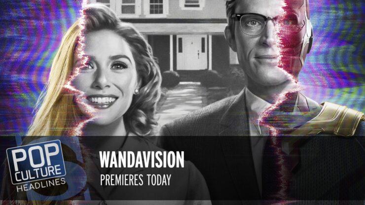 WandaVision Premieres, Mortal Kombat Reboot New Photos, and more!