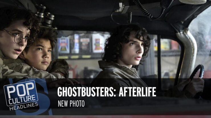 The Last of Us Director, Ghostbusters: Afterlife New Photo, and more!