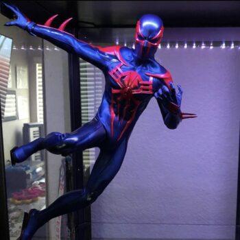 Spider-Man 2099 Figure