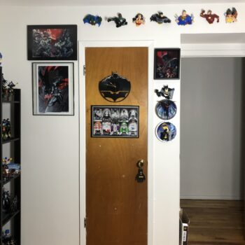 Sideshow Featured Collectors: Michael And Katie Robles Batman Collection