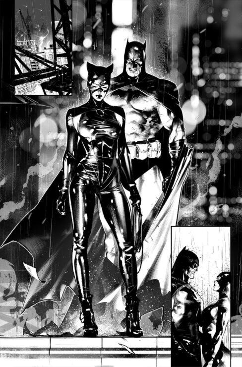 Best Artist- Jorge Jimenez (Batman)