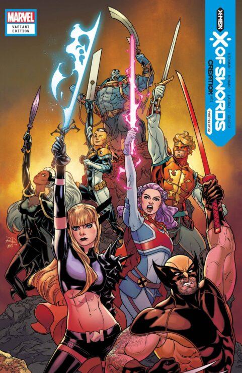 Best Event- X of Swords (Marvel Comics)