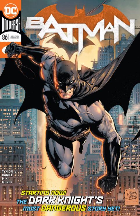 Best Ongoing Series- Batman (DC Comics)