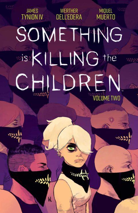 Best Writer- James Tynion IV- Something is Killing the Children