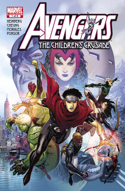 Young Avengers: Children's Crusade