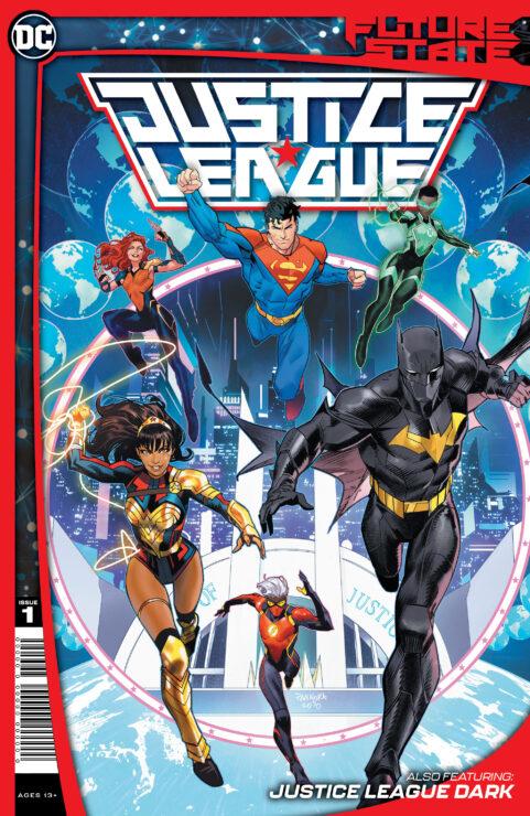 FUTURE STATE: JUSTICE LEAGUE #1 (DC COMICS)