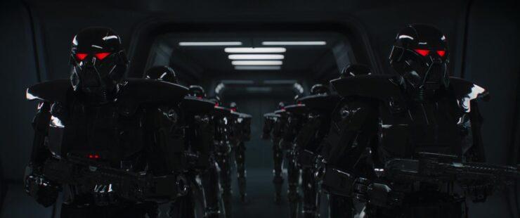 The Dark Troopers