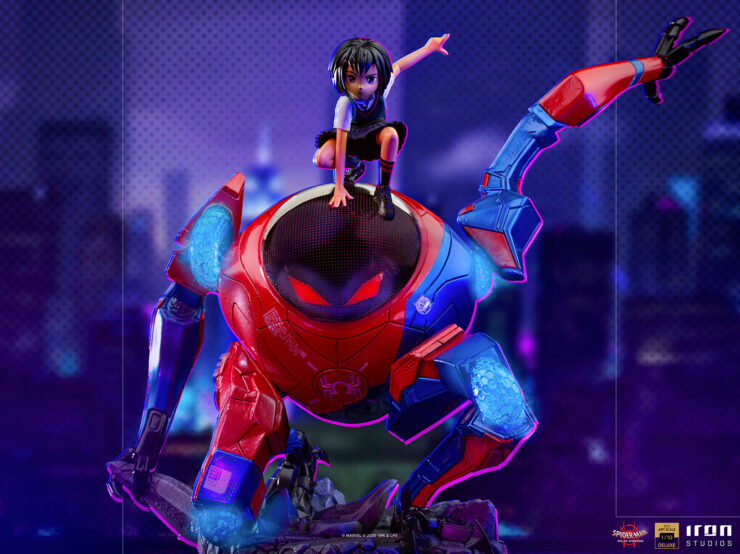 Peni Parker and SP//dr: The Origin of Gerard Way's Spider-Verse Creation
