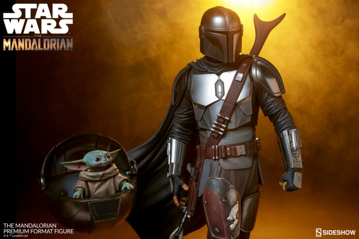 Painting The Mandalorian™- Behind the Scenes at Sideshow