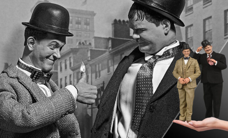 Classic Comedians Collectibles That Will Bring a Smile to Your Face