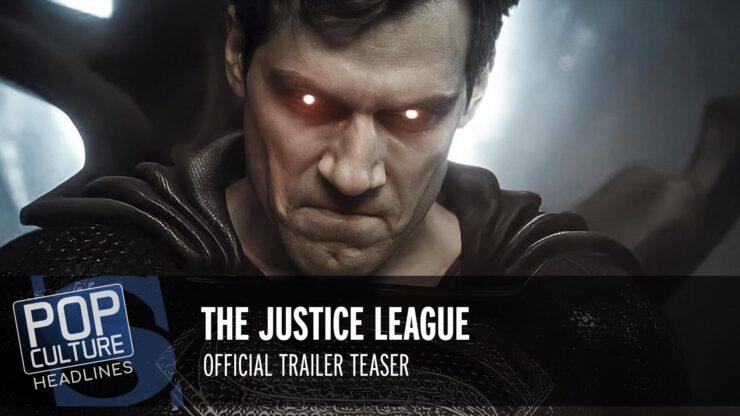 The Justice League Official Trailer Teaser, Jack Black Joins Borderlands Film as Claptrap, and more!