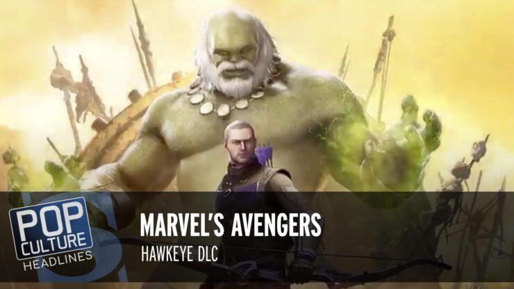 Marvel's Avengers Hawkeye DLC Trailer, Mortal Kombat Motion Posters, and more!