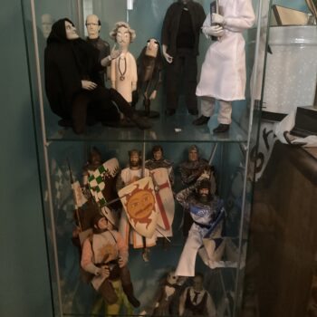Monty Python Figures