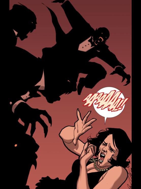 American Vampire #1 (Vertigo)