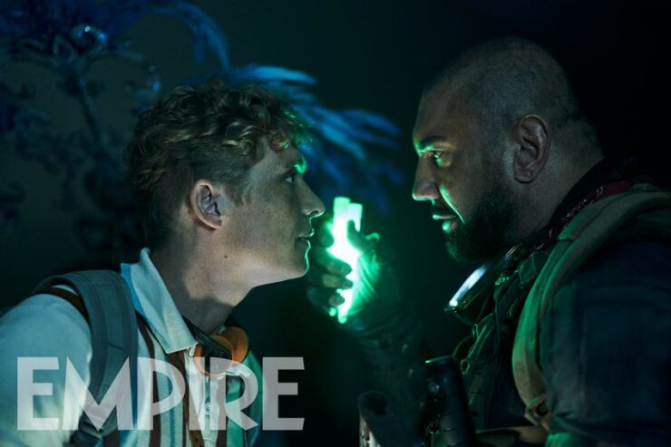 Army of the Dead new photo from empire
